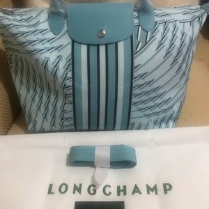 New Longchamp Limited Edition Fantasies Crossbody